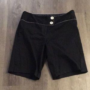 Adorable black shorts